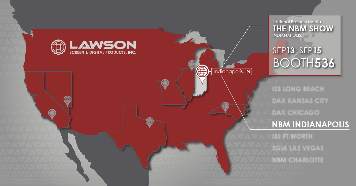Lawson Trade Show Map 2018 v2 Indy FB