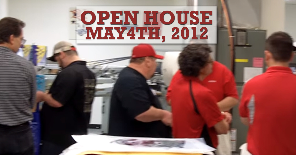 Open House STL 2012