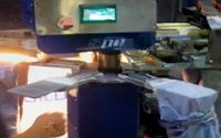 ASPE Tagless T-Shirt Screen Printing Press Video
