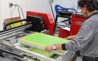 Direct-To-Screen Printer