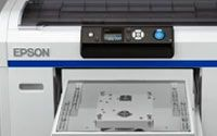Epson F2000 DTG Printer Video