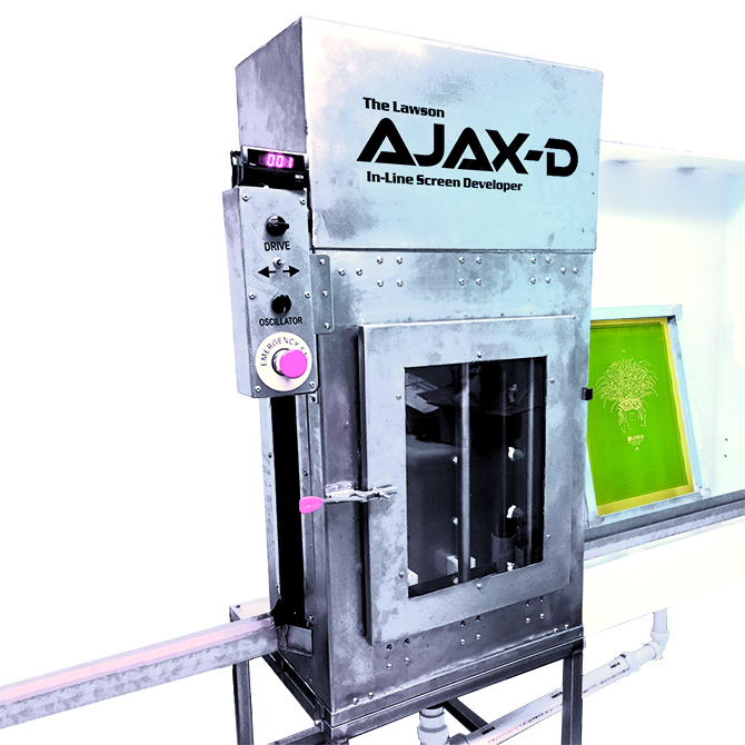 Ajax Ink & Emulsion Remover - Screen Reclaiming/Cleaning