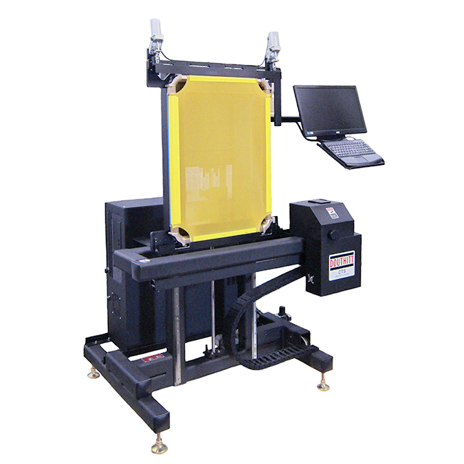 Computer to Screen Wax-Jet Printer - Screen Printing Machine