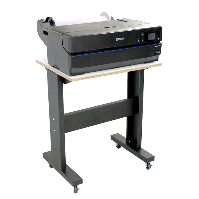 EPSON P800 w floor stand glamour