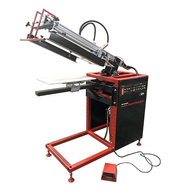 Mini-Printer/ASI - Graphic Screen Printing Press