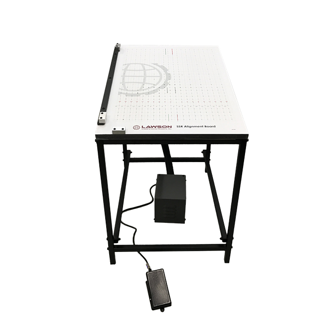 Simple Screen Registration - Screen Printing Machine
