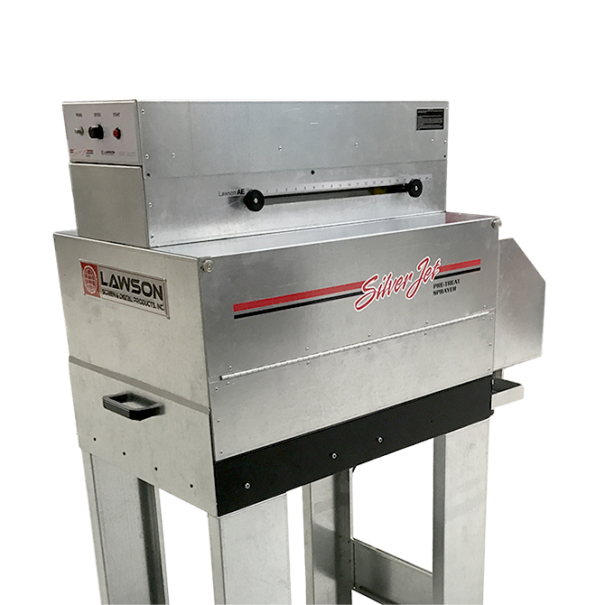 Pre-Treat Silver Jet - Digital Screen Printing Machine