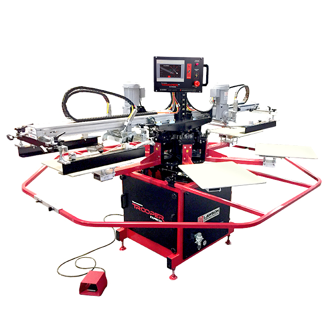 Express Ex - Screen Printing Machine