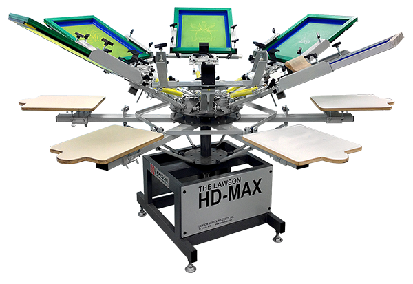 Used Screen Printing Equipment | Screen Printing Machines