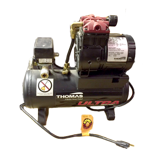 BRAND NEW THOMAS AIR COMPRESSOR