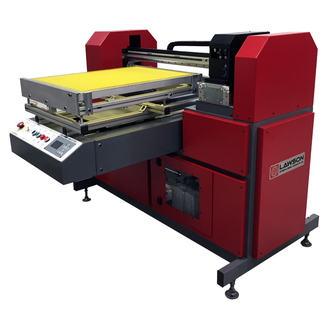 Lawson Express-Jet CTS Imaging System - Computer To Screen and Direct to Garment Printers