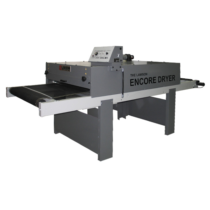 Encore Textile Conveyor Dryer