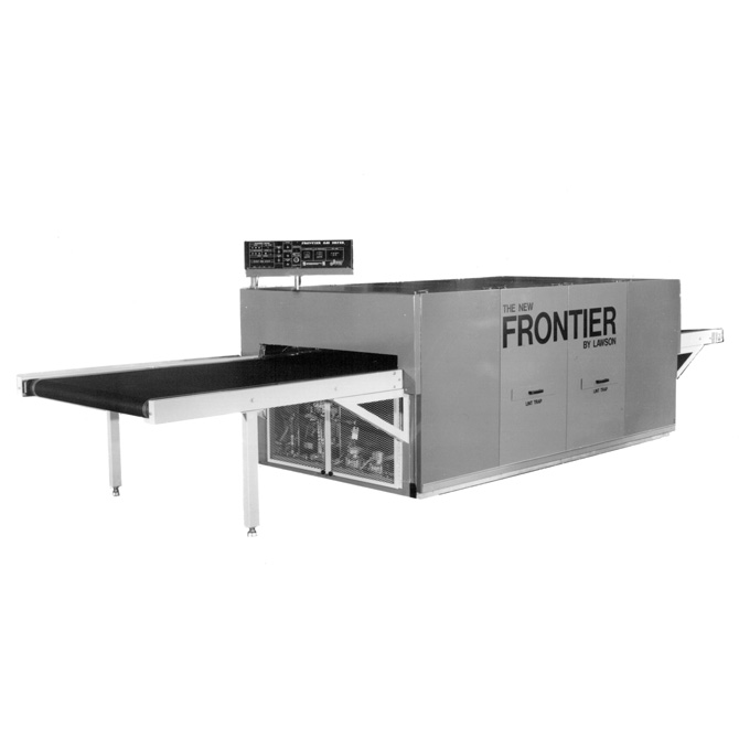 Frontier Gas Conveyor Dryer