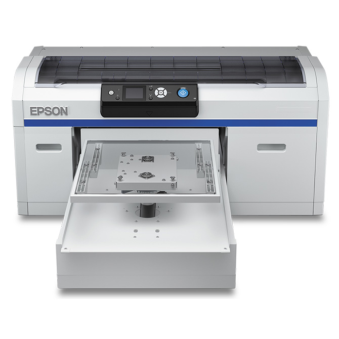 Epson F2000 for Direct-to-garment imaging