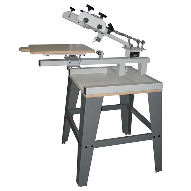 Manual T-Shirt Screen Printing Press
