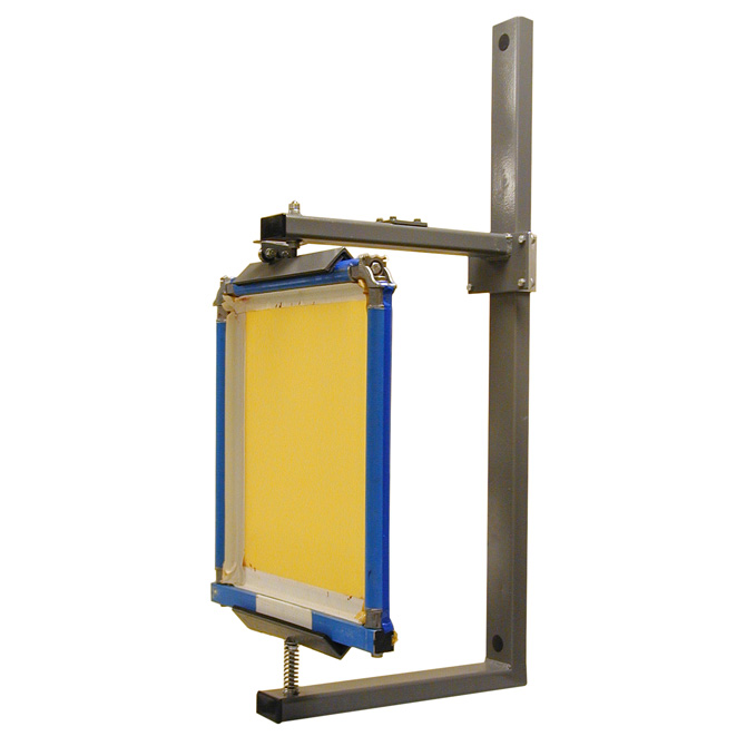 Roto-Coat Screen Holder - Screen Coating & Drying Machines