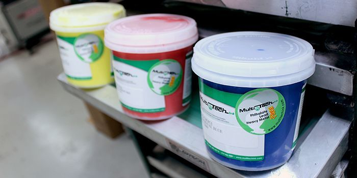About Screen Printing Plastisol Ink
