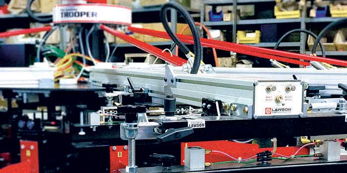 Automatic Screen Printing Presses