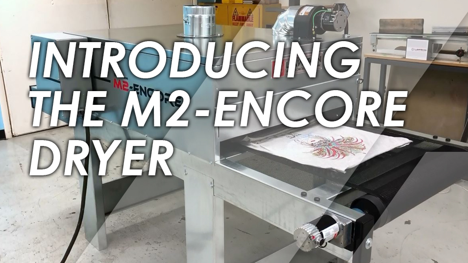 M2 Encore Conveyor Dryer