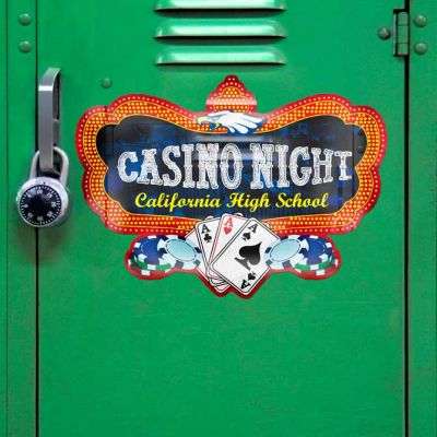 Casino Night Locker