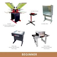 Beginner Start-Up Screen Printing Package