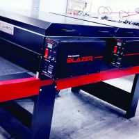 Blazer Conveyor Dryer