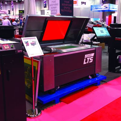 CTS Laser Jet Trade Show
