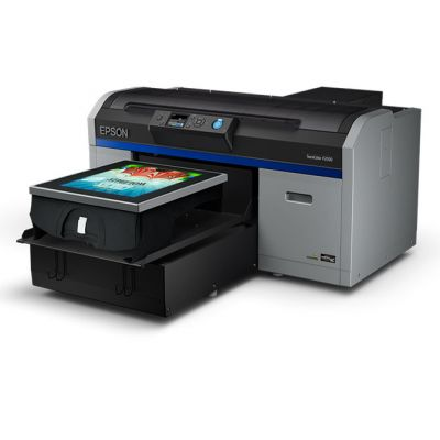 The New Epson SureColor F2100 DTG Printer