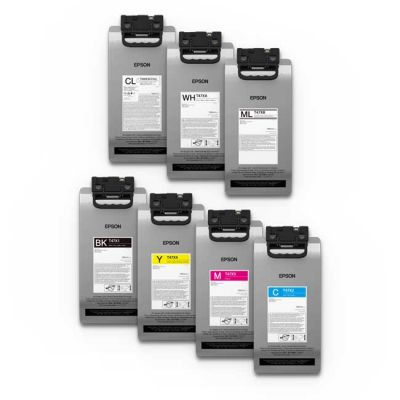 Epson UltraChrome DG Bulk DTG Ink