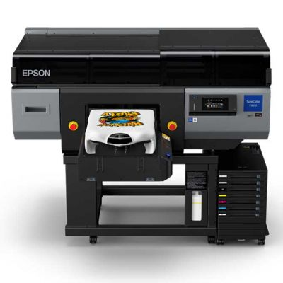 Epson SureColor F3070 with White Shirt