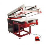 Lawson Mustang Flat-bed Screen Printing Press