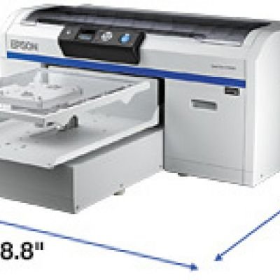 Direct To Garment Epson Surecolor F2000 Dimensions