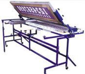 Athletic Numbering Screen Printing Machine