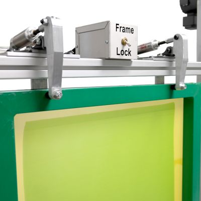 Screen Pro Coat Emulsion Coater Frame Lock